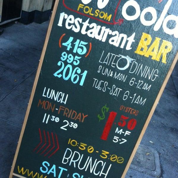 รูปภาพถ่ายที่ Oola Restaurant & Bar โดย Debbi D. เมื่อ 9/29/2013