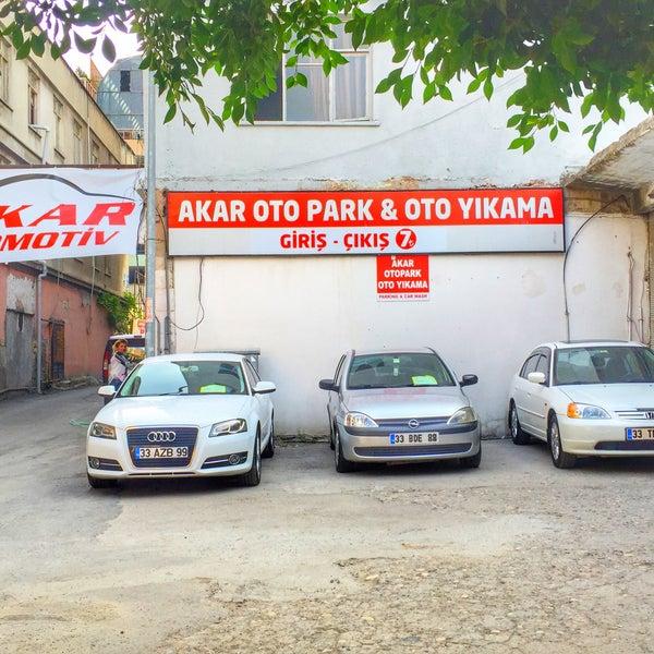 Photo Taken At Akar Otomotiv Amp Otopark By Anl A On 5 31