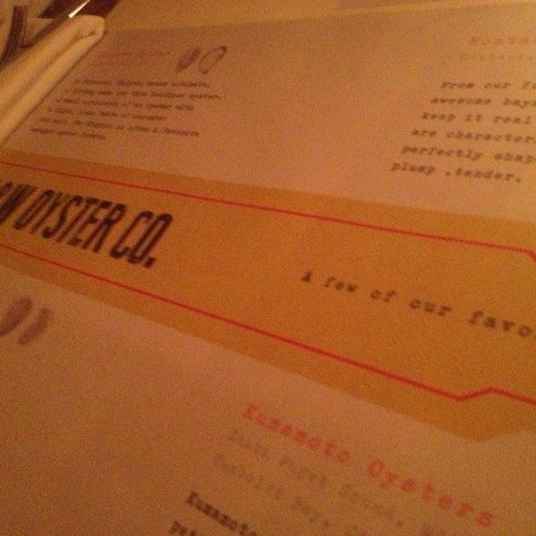 รูปภาพถ่ายที่ L&W Oyster Co. โดย Christien L. เมื่อ 2/20/2013