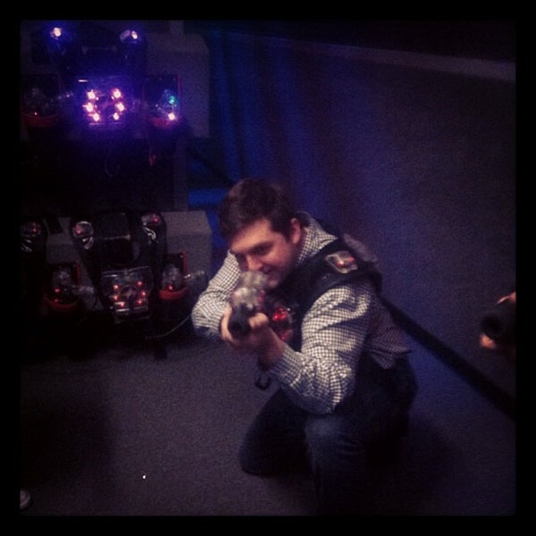 Laser Tag Of Baton Rouge
