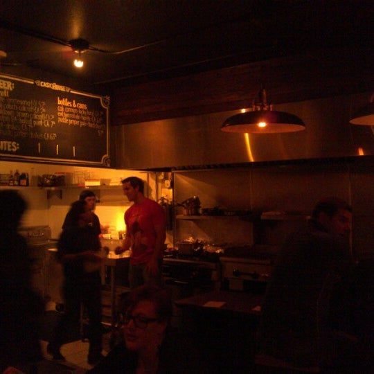 Photo taken at Caskhouse by Jonah P. on 1/12/2013
