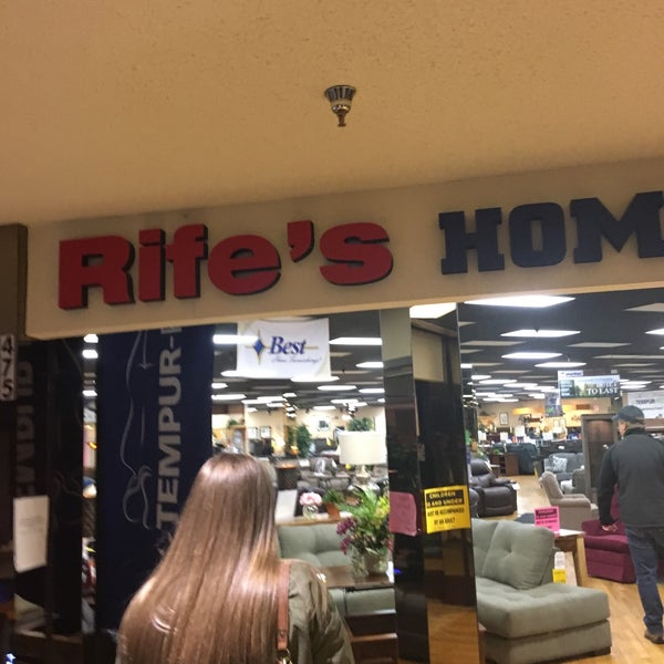 Rife S Home Furniture 21 Visitors