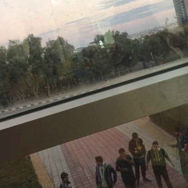 11/11/2018 tarihinde Semira A.ziyaretçi tarafından Eğitim Sarayı'de çekilen fotoğraf