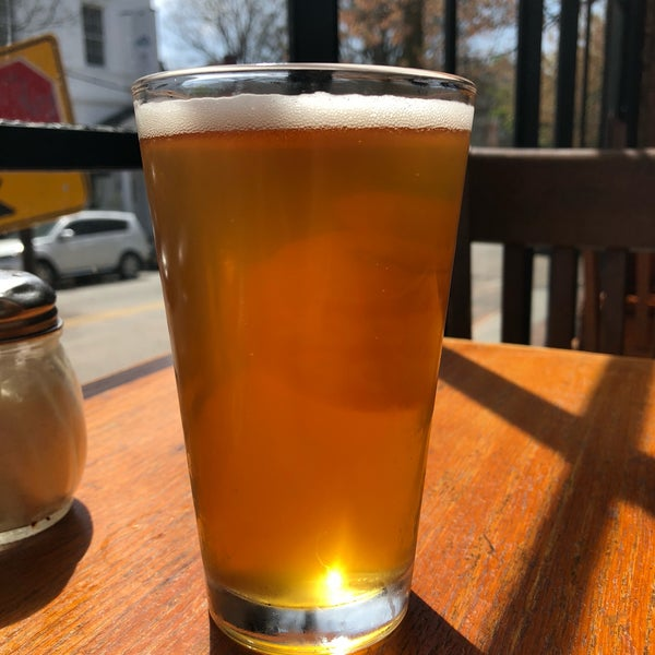 Eventide has a new summer brew.  Check it out by the window for great Grant Park people watching