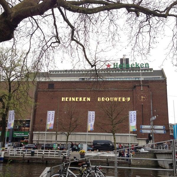 Das Foto wurde bei Heineken Experience von Vova A. am 5/2/2013 aufgenommen