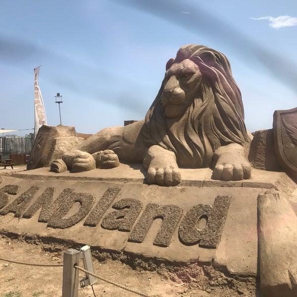 Foto diambil di Sandland oleh Damla D. pada 7/11/2019