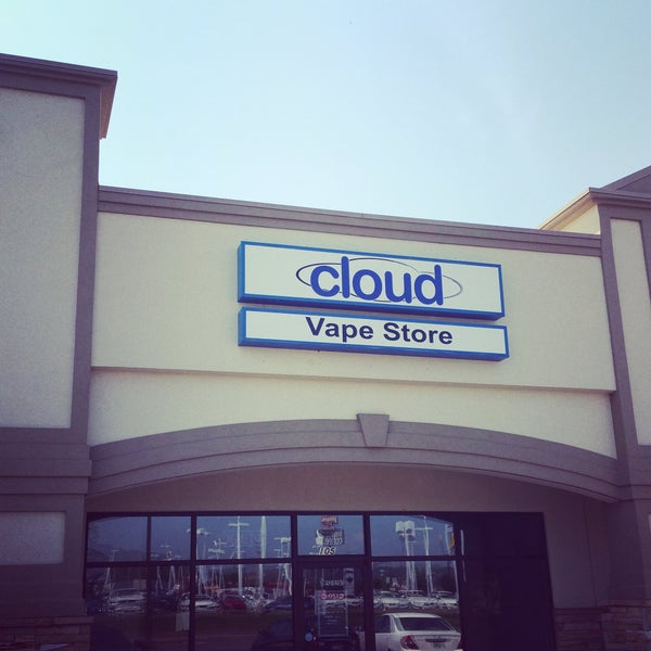 Photos at Cloud Vape Store - Knoxville, TN