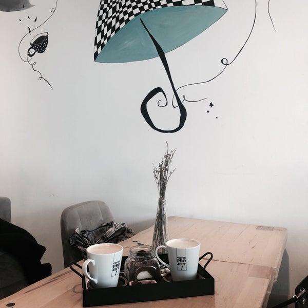 3/9/2019 tarihinde Tuğra S.ziyaretçi tarafından Coffee Project'de çekilen fotoğraf