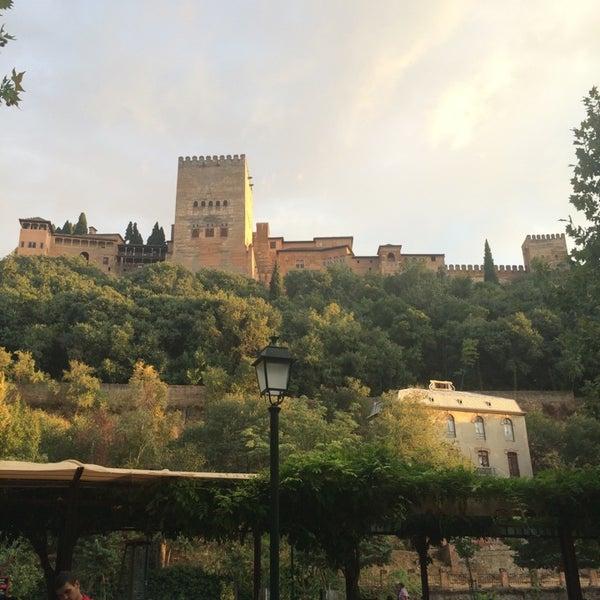 Alhambra Sage Granada Park Alhambra Ca: ALHAMBRA GRANAVISION WELCOME VISITOR CENTRE