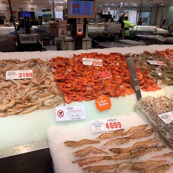 Foto scattata a Peter's Fish Market da Sem S. il 3/10/2020