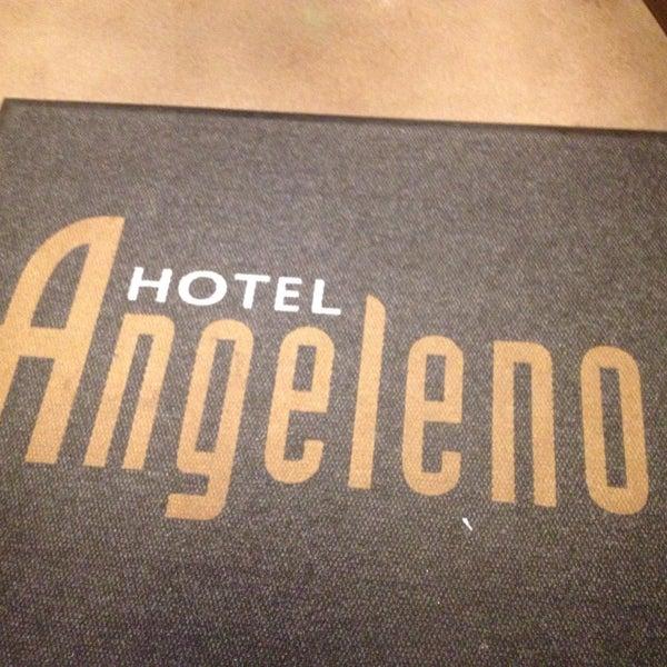 Foto scattata a Hotel Angeleno da Ross M. il 2/1/2015