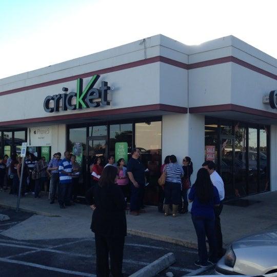 Cricket Wireless Highland Hills San Antonio Tx