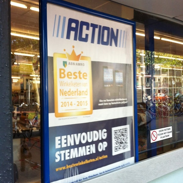 action - discount store