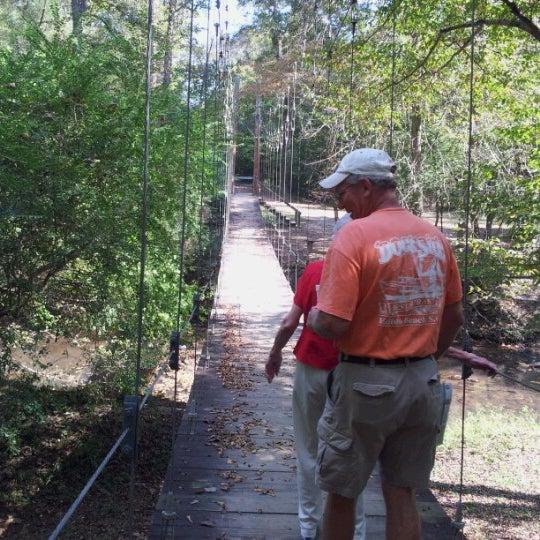 Foto scattata a Anne Springs Close Greenway da Chris E. il 10/6/2012