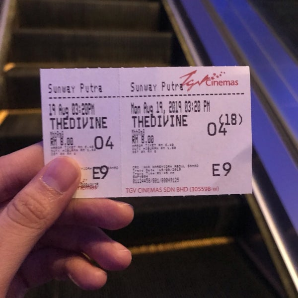 TGV Cinemas - Kuala Lumpur, Kuala Lumpur
