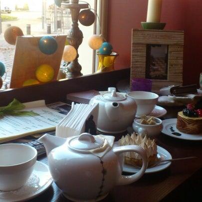 Photo taken at Tea & Coffee garden by Alla G. on 11/1/2012