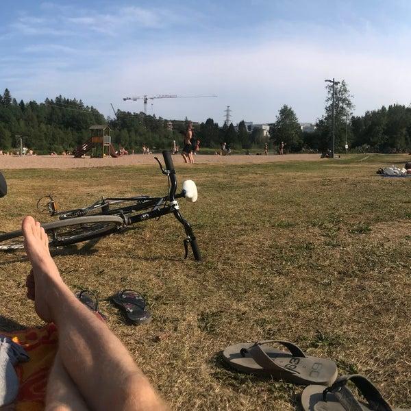 Das Foto wurde bei Pikkukosken uimaranta von Antti am 7/31/2018 aufgenommen