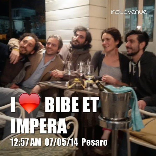 Photos At Bibe Et Impera Pesaro Marche