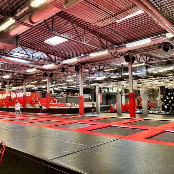 Photos At Jump Yard Indoor Play Area