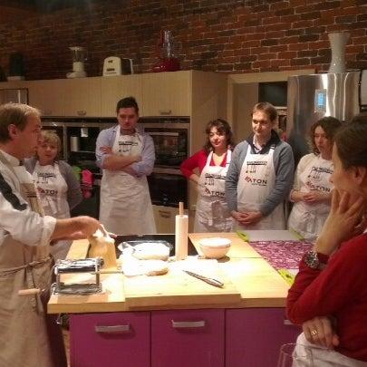 รูปภาพถ่ายที่ Culinaryon โดย Sergey I. เมื่อ 12/12/2012