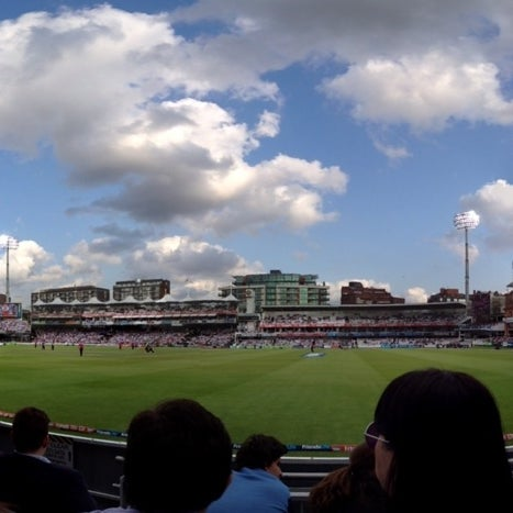 Foto tomada en Lord's Cricket Ground (MCC)  por Greg M. el 7/4/2013