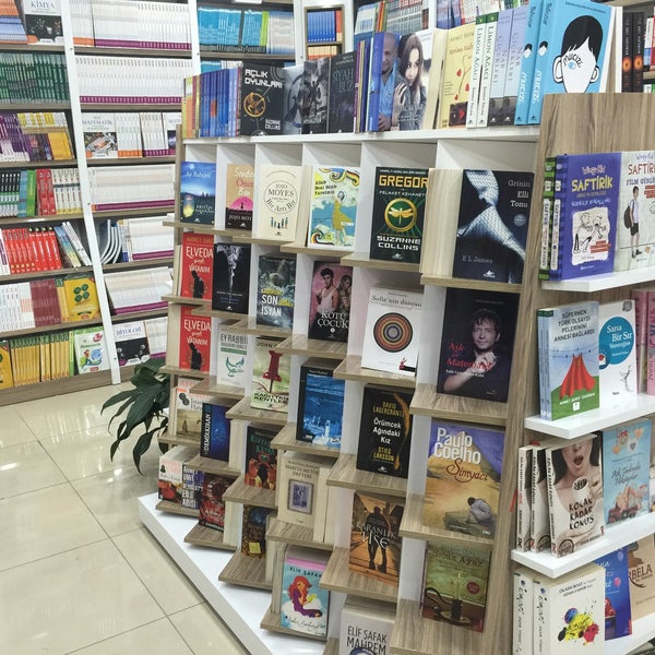 Photos At Bilgi Kitap Kirtasiye 1 Tip From 38 Visitors