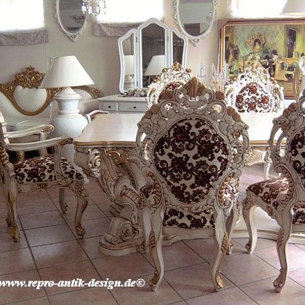 Repro Antik Design Barockmobel Mahagoni Massivholzmobel Italienische Hochglanzmobel Stilmobel Klassische Mobel Luxusmobel