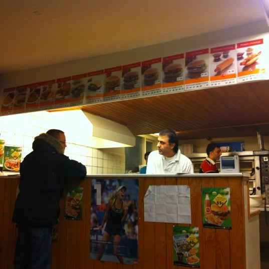 pizza og grill huset vester hassing menu