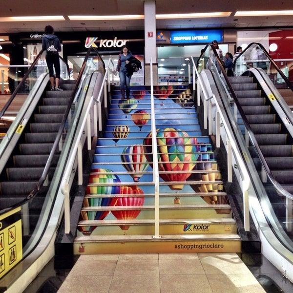 Foto diambil di Shopping Rio Claro oleh Ronaldo M. pada 7/28/2014