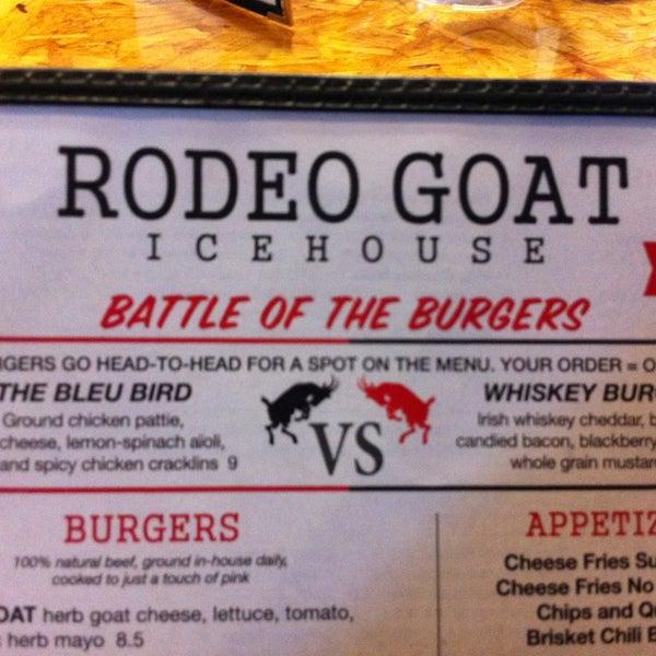 Photo prise au Rodeo Goat par Mike B. le6/28/2013