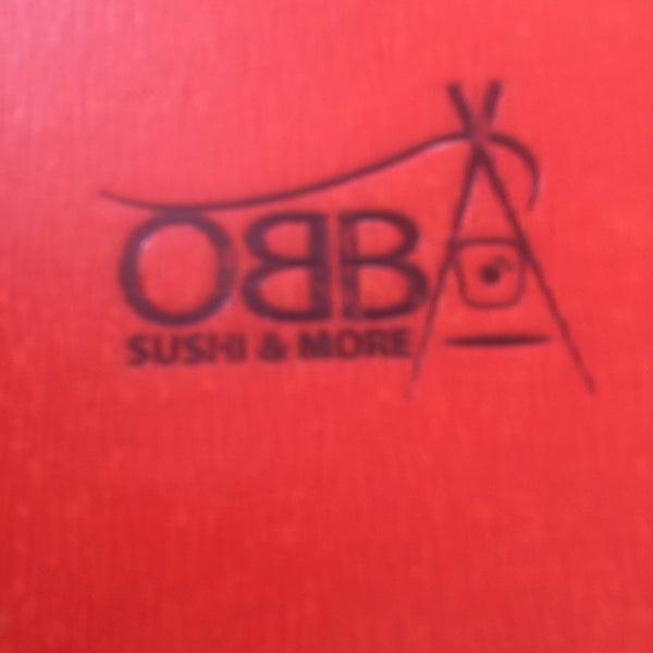 Foto tirada no(a) Obba Sushi & More por Ale R. em 11/17/2016