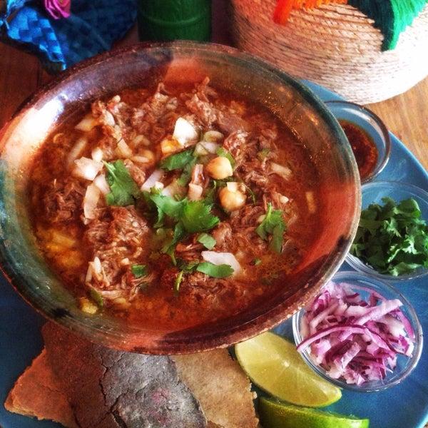 Für alle mit Sehnsucht nach Mexiko!! Heißer Tipp: Birria- mit Lammfleisch, verschiedenen Chillies und Koriander