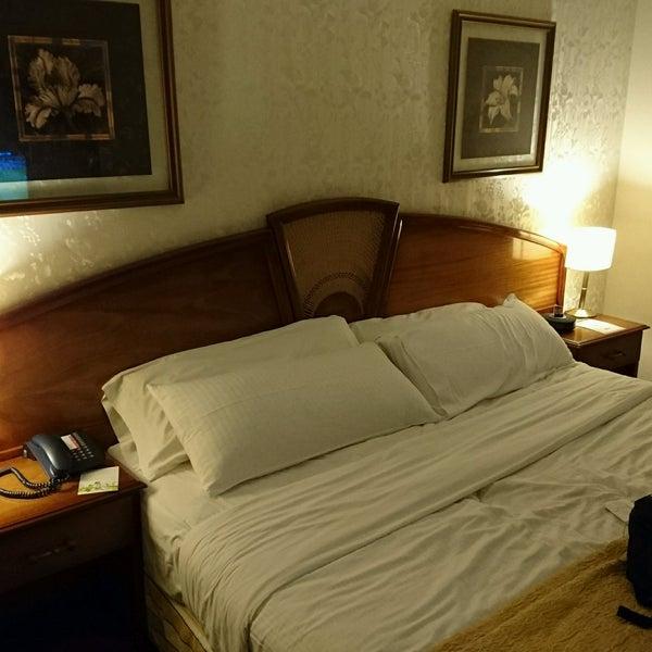 Das Foto wurde bei InterTower Hotel von Miguel G. am 11/11/2016 aufgenommen