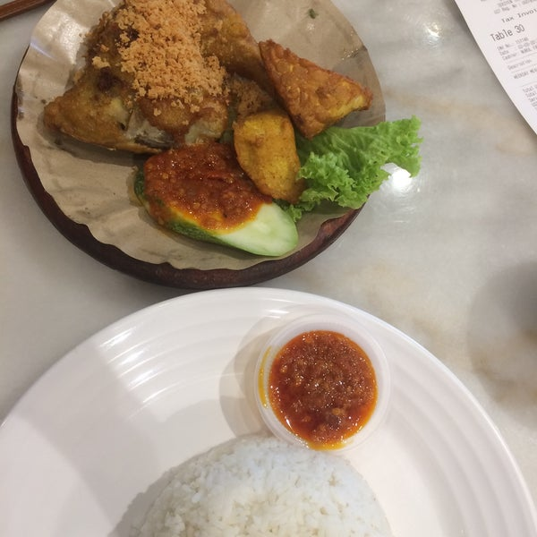 Photo Taken At Dapur Penyet By Lyn Z On 3 2 2017