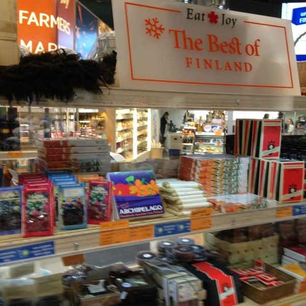 Photo taken at Helsinki Duty Free by Stephan S. on 12 28 2012 8d8eaac20f