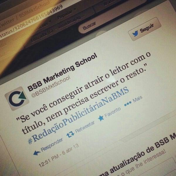 A melhor de Brasília :)