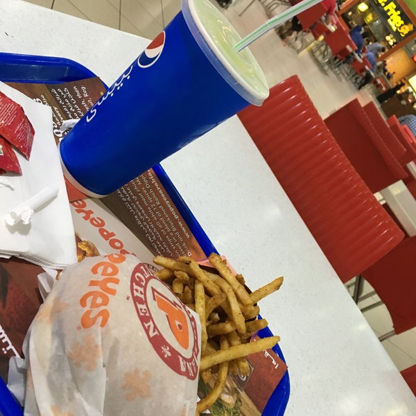 Photos At Popeyes Chicken Seafood Fast Food Restaurant In Dhahran