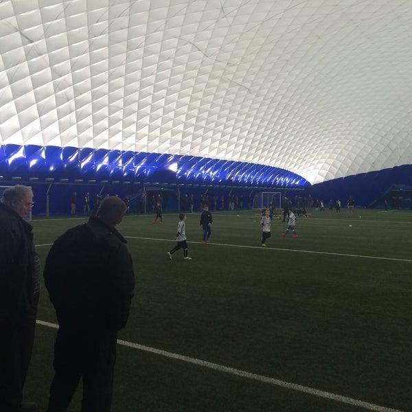 Foto tirada no(a) Štadión FK Senica por Andrej F. em 1/18/2015