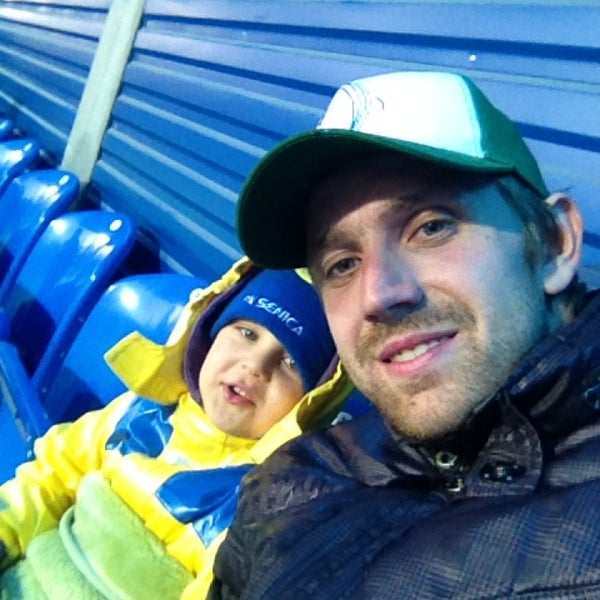 4/8/2014にAndrej F.がŠtadión FK Senicaで撮った写真