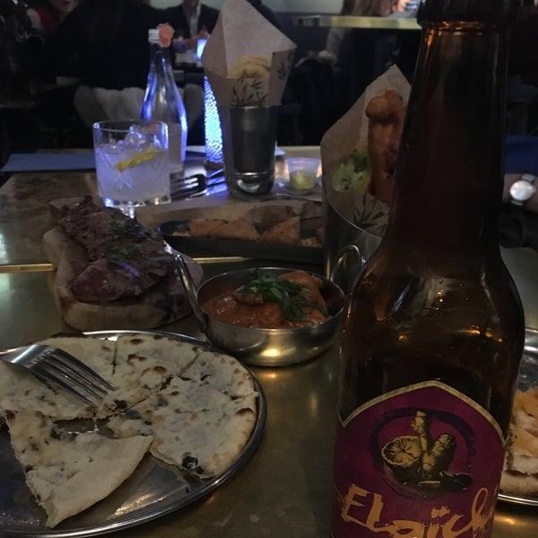 2/2/2019にChisa T.がBaranaan Indian Cocktailで撮った写真