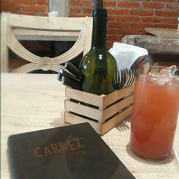11/14/2014にSamm D.がCARREZで撮った写真
