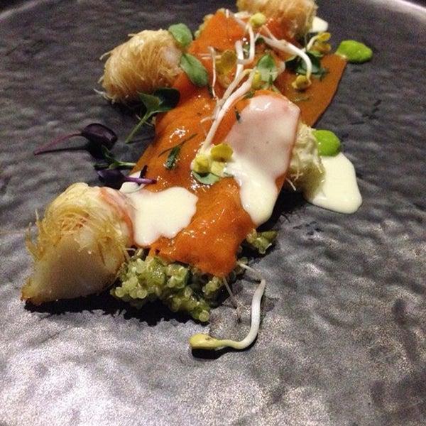 Τέλειες πρώτες ύλες, τέλειο αποτέλεσμα, ήρθε για να μείνει! Ο chef Τάσος Στεφάτος μεγαλούργησε στο συγκεκριμένο εστιατόριο.. Είναι πράγματι αμαρτωλά τα πράγματα εδώ..