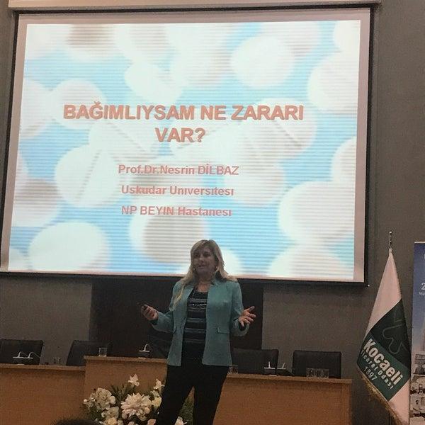 12/21/2017 tarihinde Emileeziyaretçi tarafından Kocaeli Ticaret Odası'de çekilen fotoğraf