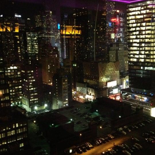 Снимок сделан в Sky Room пользователем Theresa L. 12/4/2012