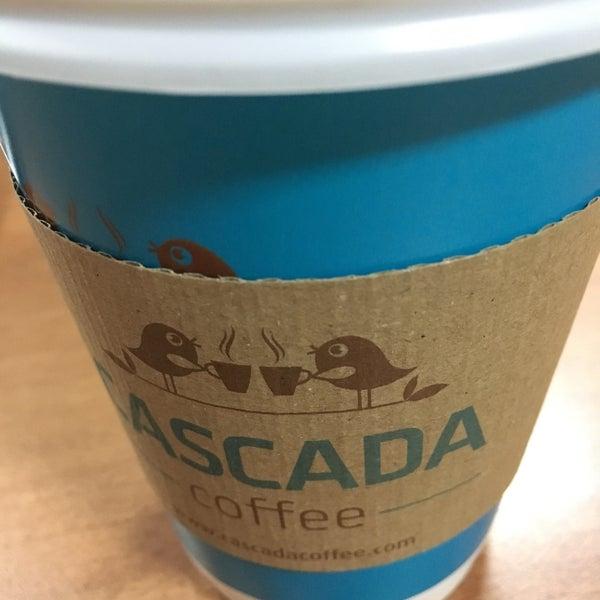 Das Foto wurde bei Cascada Coffee von Dr.Hakan Ö. am 11/20/2016 aufgenommen