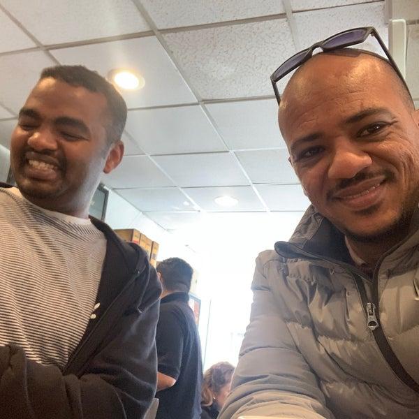 Das Foto wurde bei Squire's Diner von Khalid I. am 4/10/2019 aufgenommen
