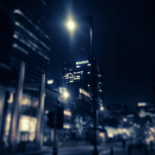 Foto scattata a Canary Wharf da Simon P. il 11/16/2012