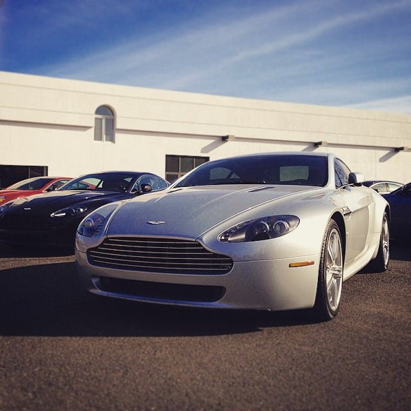 Aston Martin Summit Morris Avenue Summit Nj