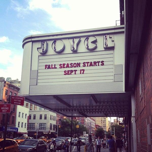 Photo prise au The Joyce Theater par Patricia T. le9/4/2013