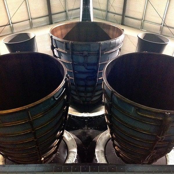Das Foto wurde bei California Science Center von TiboVonTurbo am 4/12/2013 aufgenommen